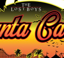 The Lost Boys - Santa Carla Sticker