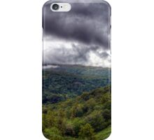 Autumn in Lake District iPhone Case/Skin