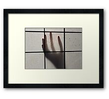 Shadow Creature Framed Print