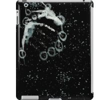 0090 - Brush and Ink - Warp Bubble iPad Case/Skin