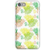 Palm Patern iPhone Case/Skin