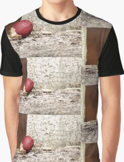 Berry Graphic T-Shirt