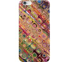 Spectral Glass Beads iPhone Case/Skin