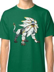 POKEMON SUN AND MOON - SOLGALEO Classic T-Shirt