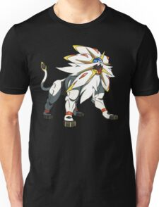POKEMON SUN AND MOON - SOLGALEO Unisex T-Shirt