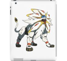 POKEMON SUN AND MOON - SOLGALEO iPad Case/Skin