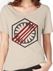 the first order symbol Women's Relaxed Fit T-Shirt