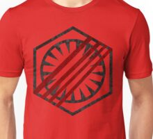 the first order symbol Unisex T-Shirt
