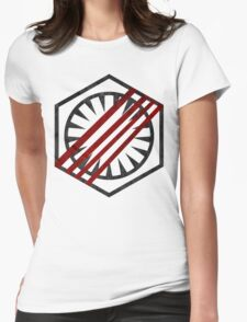 the first order symbol Womens Fitted T-Shirt