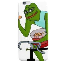 Spicy Pepe iPhone Case/Skin