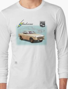Volvo P1800S Coupe Long Sleeve T-Shirt