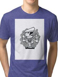 BW Character Tri-blend T-Shirt