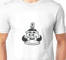 Graffiti Cap Characters  Unisex T-Shirt