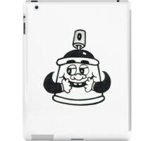 Graffiti Cap Characters  iPad Case/Skin