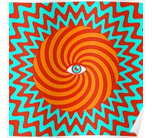 Hypnotic poster Poster