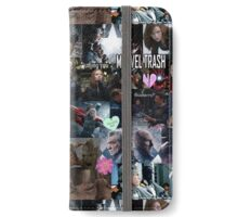 Marvel Trash Collage iPhone Wallet/Case/Skin