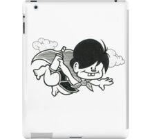 Baby Graffiti Character iPad Case/Skin
