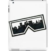 City Glasses iPad Case/Skin