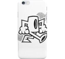 Graffiti Cap  iPhone Case/Skin