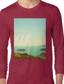 Ocean landscape Long Sleeve T-Shirt