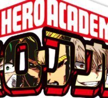 My Hero Academia Sticker