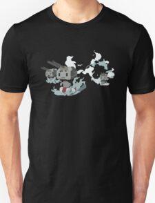 Kantai Collection Rensouhou Pixel Art Unisex T-Shirt