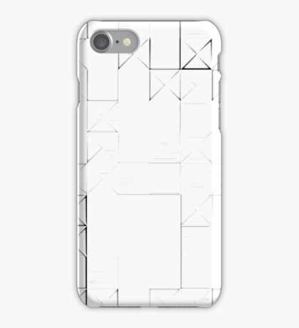 UNFINISHED X iPhone Case/Skin