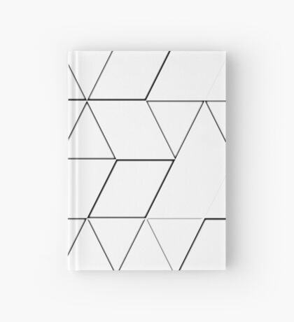 COLORING TRIANGLES Hardcover Journal