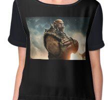 Orgrim Doomhammer Chiffon Top