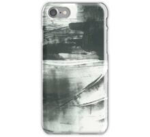 summer landscape with boats iPhone Case/Skin