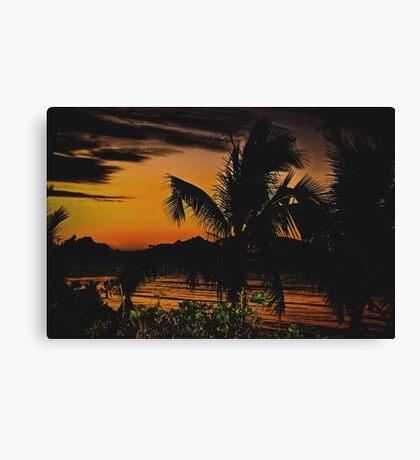 Mana Magic #5 - Mana Island, Fiji Canvas Print