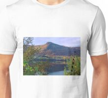 Scottish Loch and Mountain Unisex T-Shirt