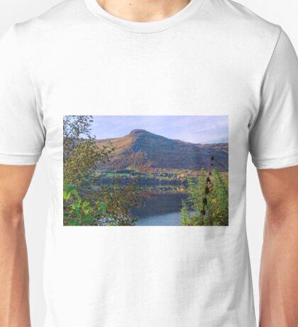 Scottish Loch and Mountain Unisex T-Shirt