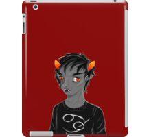 KARKAT VANTAS iPad Case/Skin