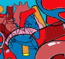 A Thousand Hearts Sticker