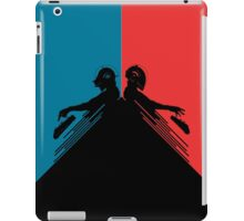 Minimalist electronic music iPad Case/Skin