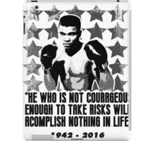 The Greatest.  iPad Case/Skin