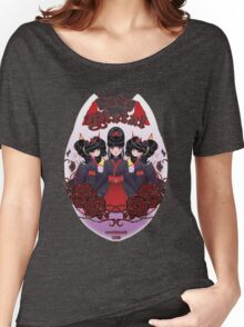 BABYMETAL BLUE Women's Relaxed Fit T-Shirt