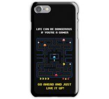 Pacman Game   Juego del Comecocos iPhone Case/Skin