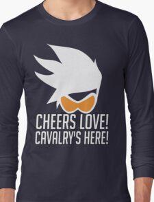 Cavalrys Here Long Sleeve T-Shirt