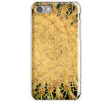 Spines on a Cactus iPhone Case/Skin