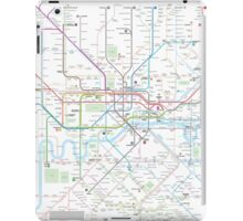 London tube map iPad Case/Skin