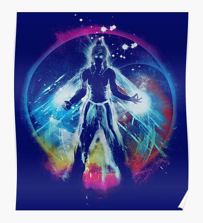 balancing universe Poster