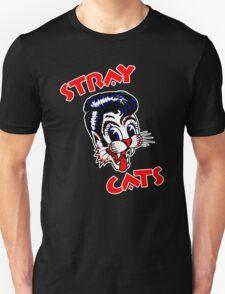 STRAY CATS : ROCKABILLY Unisex T-Shirt