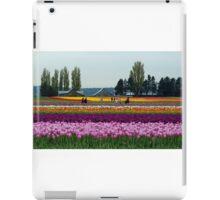 Dutch Tulips in America iPad Case/Skin