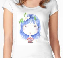 Writer Women's Fitted Scoop T-Shirt