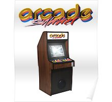 Arcade Summer Poster