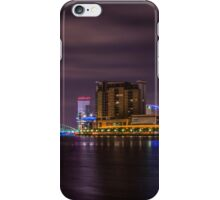 Salford at Night  iPhone Case/Skin