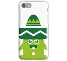 Green Myxike iPhone Case/Skin
