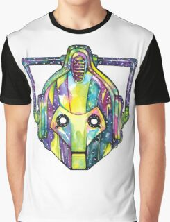 Galaxy Cyberman Graphic T-Shirt